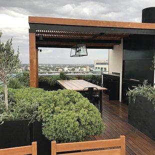 Proyecto Terraza Alrio